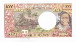 """Polynésie Française / Tahiti - 1000 FCFP / H.050 / 2012 / """"Nouvelles Signatures"""" - Neuf / Jamais Circulé - Papeete (Polynésie Française 1914-1985)"""