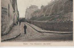 PARIS (rue Cortot  Vieux Montmartre ) - Distretto: 18