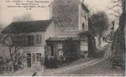 """PARIS (rue St Vincent  Cabaret Du """" Lapin Agile """" - Distretto: 18"""