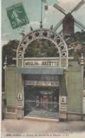 PARIS ( Entree Du Moulin De La Galette ) - Distretto: 18