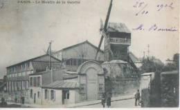 PARIS ( Le Moulin De La Galette ) - Distretto: 18