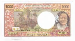 Polynésie Française / Tahiti - 1000 FCFP / V.047 / 2012 / Signatures Barroux-Noyer-Besse - Neuf / Jamais Circulé - Papeete (Polynésie Française 1914-1985)