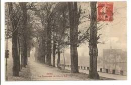 89  -  SENS - La Promenade Du Clos Le Roi - Sens