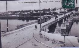 SAINT GERMAIN EN LAYE LE  PECQ - Le Pecq