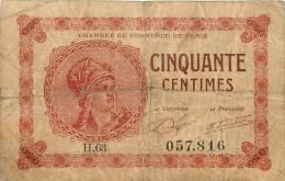 CHAMBRE DE COMMERCE DE PARIS - Chambre De Commerce