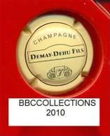 Capsule De Champagne Demay Dehu 07 - Non Classés