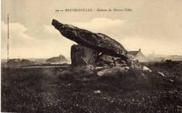 CPA  85   BRETIGNOLLES---DOLMEN DE PIERRE FOLLES - Bretignolles Sur Mer