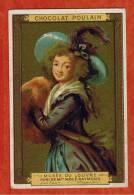 Chromo Chocolat Poulain -Musée Du Louvre -Tableau -Portrait De Madame Molé-Raymond -Ecole Française ( Mme Vigée-Lebrun ) - Poulain