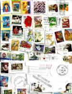 "AUSTRALIA LOT83 MIXTURE OF50+ USED STAMPS SOME 2011/12 INC.$1.80 ""FISH"",COCOS ISLANDS  ETC.READ DESCRIPTION!! - Lots & Kiloware (mixtures) - Max. 999 Stamps"