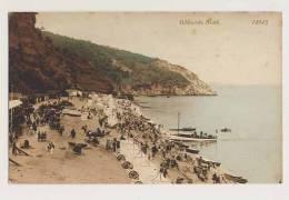 Oddicombe Beach - Animated, Boats - England