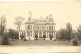 59/ PHALEMPIN - Habitation De M. Delacroix  - - France