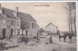 St-FIACRE/77/Entrée.../ Réf:C0190 - Francia