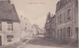 SAINT-FIACRE/77/Une Rue.../ Réf:C0191 - Francia