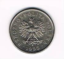 POLEN  1 ZLOTY  1995 - Pologne