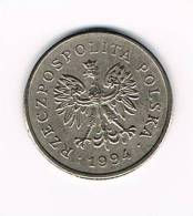 POLEN  1 ZLOTY  1994 - Pologne