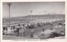 Portugal - Figueira Da Foz - Trecho Da Avenida Dr Oliveira Salazar - Automoibles - Coimbra