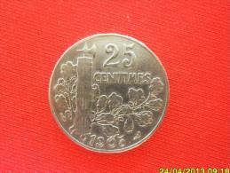 "25 Centime ""Patey"" 1905/ TTB.+. - F. 25 Centimes"