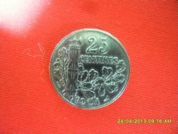 """25 Centime """"Patey"""" 1904/ SPL. - France"""