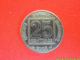 """25 Centime """"Patey"""" 1903/ SUP. - F. 25 Centimes"""