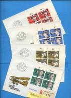 Suisse, Switzerland, Schweiz, R-FDC, 1977, Flugpioniere - FDC