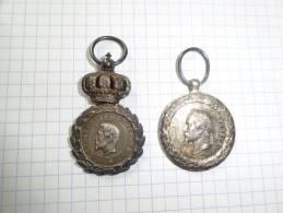 Campagne D'italie Napoléon 3 - Medaillen & Ehrenzeichen