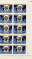 MONACO 1969 N° 808   NEUF** Bloc De 10 - Unclassified