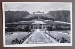 Ansichtskarte Gel.1940 Wien Schönbrunn - Malterdingen Baden - Wien