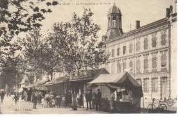 ALBI - La Promenade Et La Poste - Albi