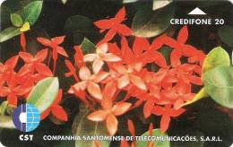 *SAN TOME' E PRINCIPE* -  Scheda Usata - Sao Tome And Principe
