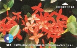 *SAN TOME' E PRINCIPE* -  Scheda Usata - San Tomé E Principe
