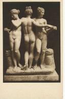 Bengazi Museum Les 3 Graces Scuplture Nude Women Expo Coloniale Paris 1931 - Libye