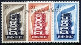 LUXEMBOURG N°514/16** EUROPA - Luxemburg