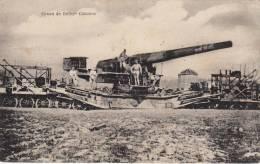Canon De 240 M/m - Colonies, 1922 - Ausrüstung