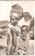 A.O.F.  ...BEBE EN PROMENADE - Sénégal