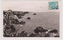 (RECTO / VERSO) LE CROISIC - N° 5 - LES ROCHERS - Le Croisic