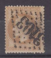 Lot N°20415   N°28B, Oblit GC 3103 REIMS(49) - 1863-1870 Napoleon III With Laurels