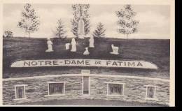 Maine Winthrop Notre Dame de Fatima Albertype