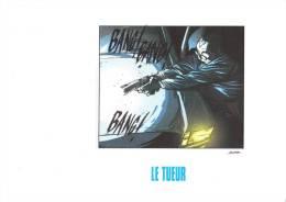 TIRE A PART  LE TUEUR   COLLECTION PLANETE BD - Livres, BD, Revues