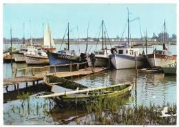 85 - L'Aiguillon Sur Mer - Cote Des Fleurs - Le Port - 1973 - Altri Comuni