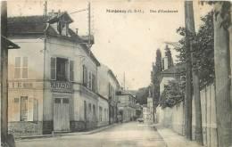 MARGENCY Rue D'Eaubonne (état) - Otros Municipios