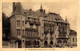 76  POURVILLE SUR MER - Le Casino - Other Municipalities