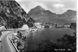 """Bellissima   Cartolina   Anni 50        """"  Lago Di Garda - Riva   """" - Trento"""