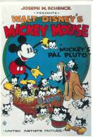 Walt Disney's Mickey Mouse - Mickey's Pal Pluto - Disney