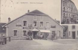 CPA - ROMONT - Hôtel De Saint Jacques - 148 - FR Fribourg