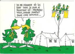 LE PIVERT - Fédération Nationale Des Patros - Je Me Demande Où Ils Sont Tous... - Scoutisme