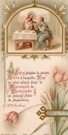 O Jésus,puisse La Sainte Union à Laquelle Vous M'avez Admis Dans Le Sacrement De L'Eucharistie Ne Jamais Subir De Sépara - Images Religieuses