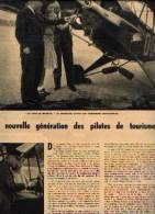 """""""La Nouvelle Génération Des Pilotes De Tourismes""""  (voir Description) - Aviation Commerciale"""