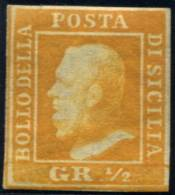 Lot N°5454 Italie Deux-Siciles N°18 Neuf * Qualité TB - Italia