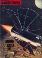 """""""Des Hommes Sur La Lune?""""  (voir Description) - Transports"""