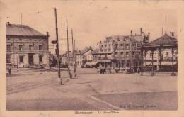 Hautmont 12: La Grand'Place 1938 - France